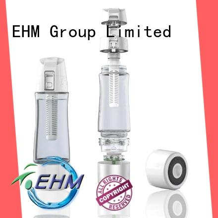 EHM latest hydrogen rich alkaline water factory for water
