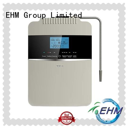 EHM water alkaline water purifier machine series for purifier