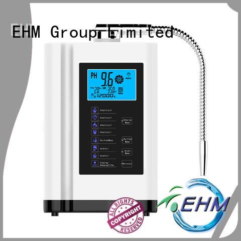 EHM alkaline alkaline ionizer supply for office