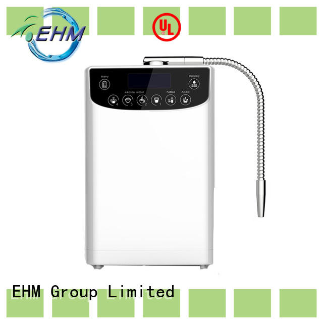 home drinking better mankind water ionizer China for dispenser EHM