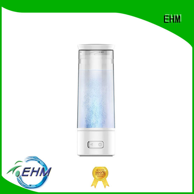 EHM portable portable hydrogen water generator customized for bottle