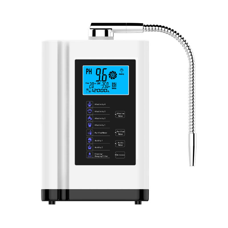 The best household h rich alkaline water ionizer with 7 plates EHM-729