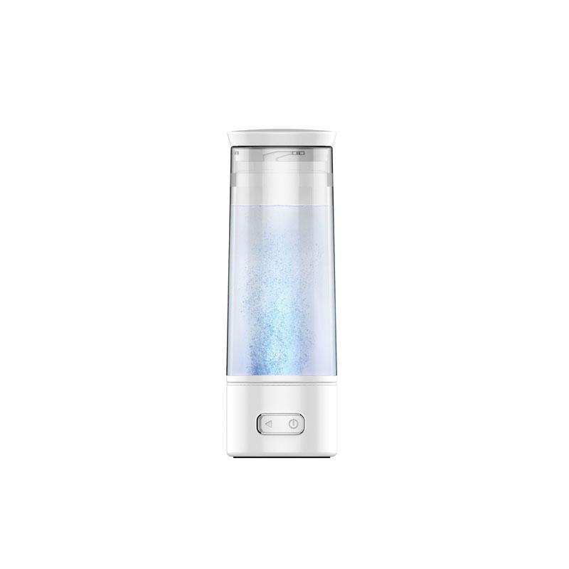 Portable High-Rich Hydrogen Water Bottle Rechargable Ionizer Generator EHM-H6