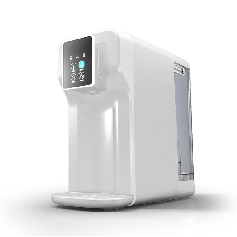 portable home drinking reverse osmosis RO system machine hydrogen-rich water ionizer EHM-839