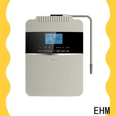 EHM new alkaline machine series for home