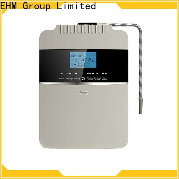 EHM ionizer alkaline water filter machine with good price for office