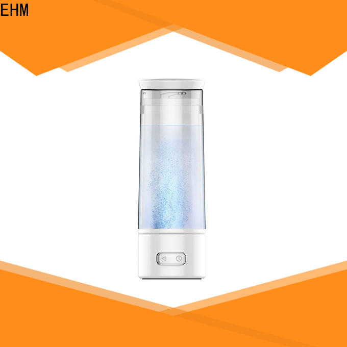 EHM healthy hydrogen enriched drinking water manufacturer for bottle