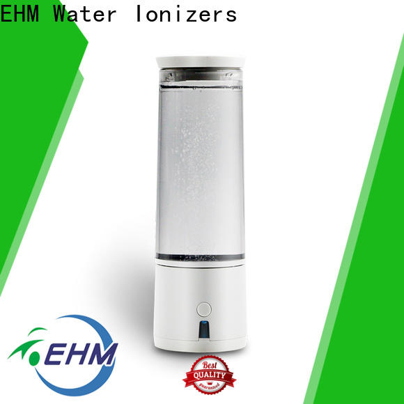 EHM maker active hydrogen water maker from China for reducing wrinkles