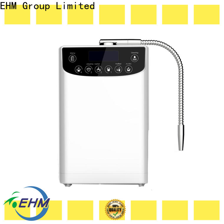 EHM acid life alkaline water ionizer company for family