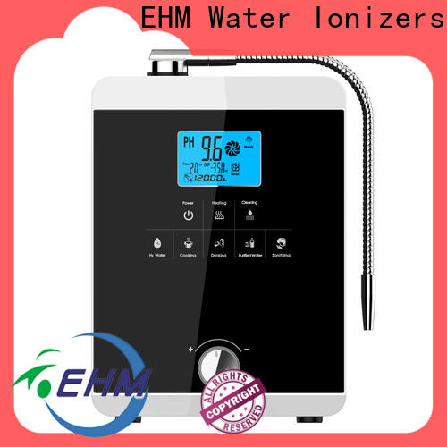 EHM portable water ionizer reviews manufacturer for health