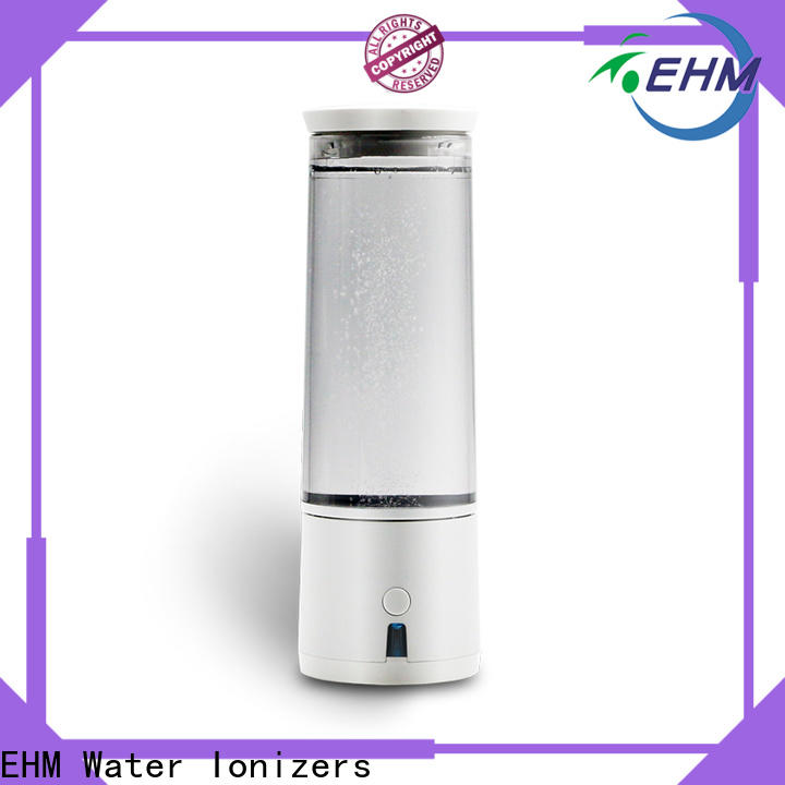EHM bottle portable hydrogen generator suppliers for reducing wrinkles