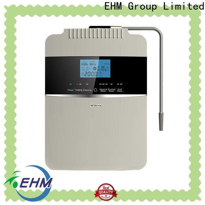 EHM hygienic cheap alkaline water machine manufacturer for sale