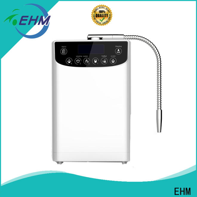 EHM hygienic water electrolysis machine from China for office
