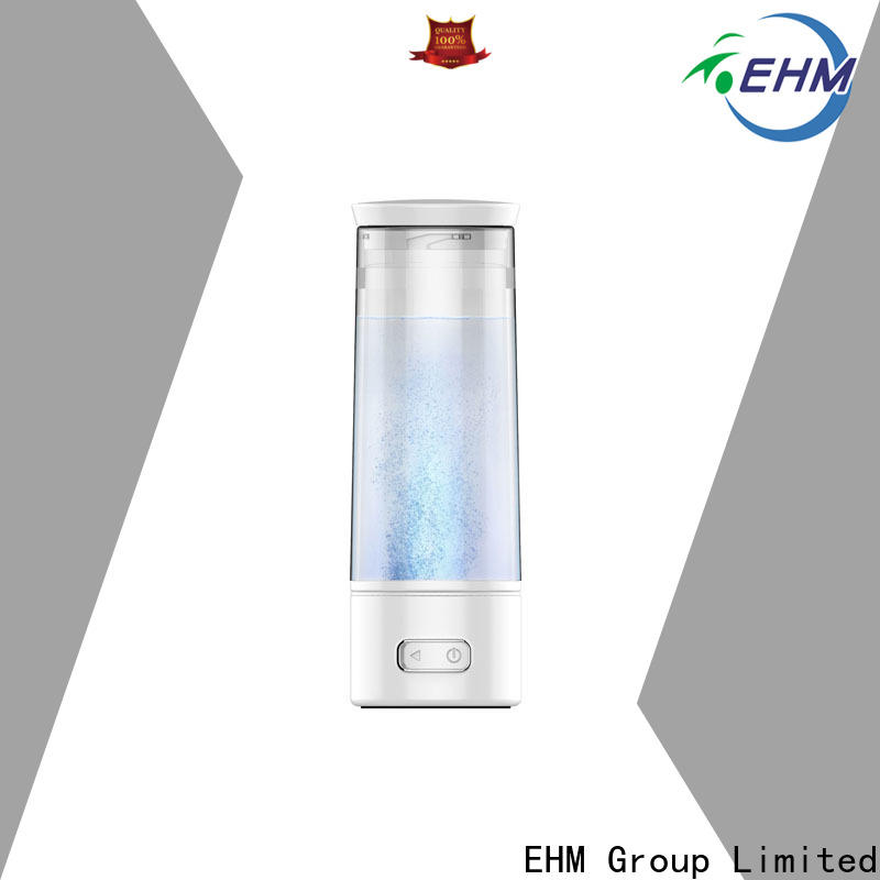 EHM hot-sale portable hydrogen generator by water electrolysis factory direct supply for water