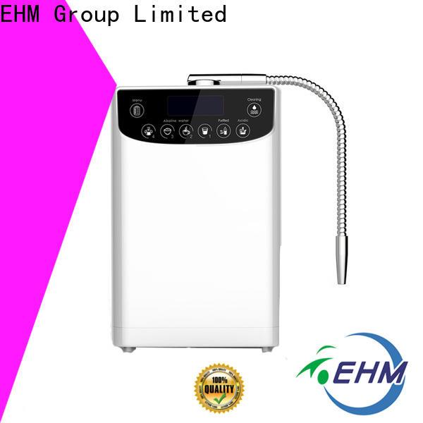 EHM alkaline alkaline water machine manufacturer for purifier