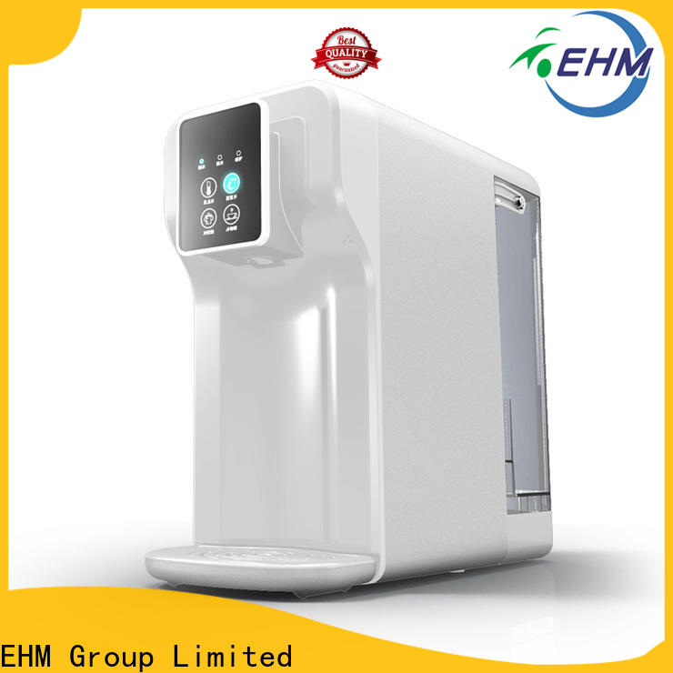 EHM portable ehm 729 water ionizer company for filter