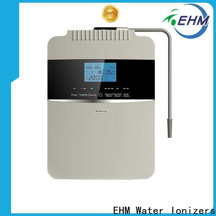 hydrogen-rich best water ionizer on the market 11 manufacturer for family