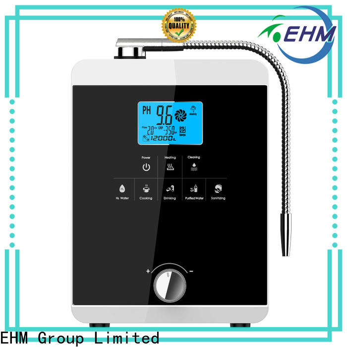 EHM reverse water ionizer and alkaline water machine supply for filter