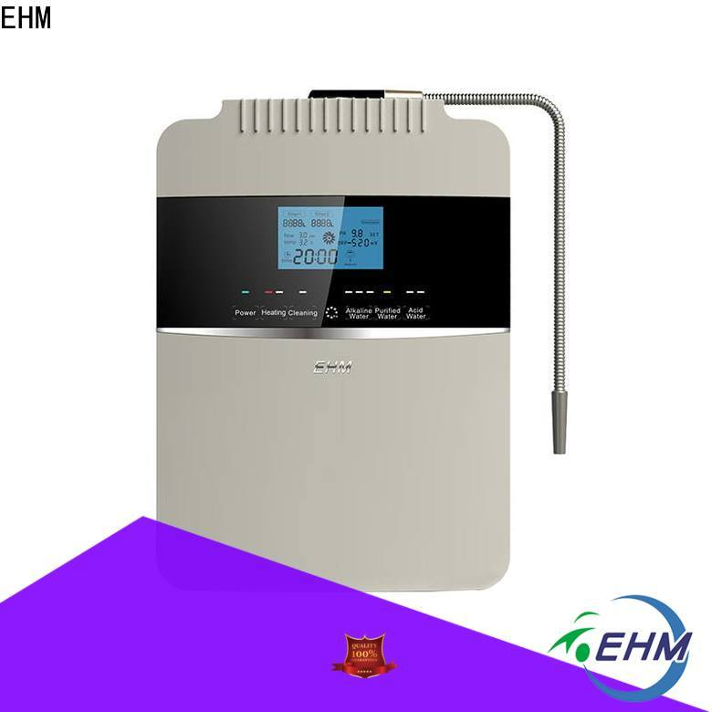 EHM top selling waterionizer factory for dispenser