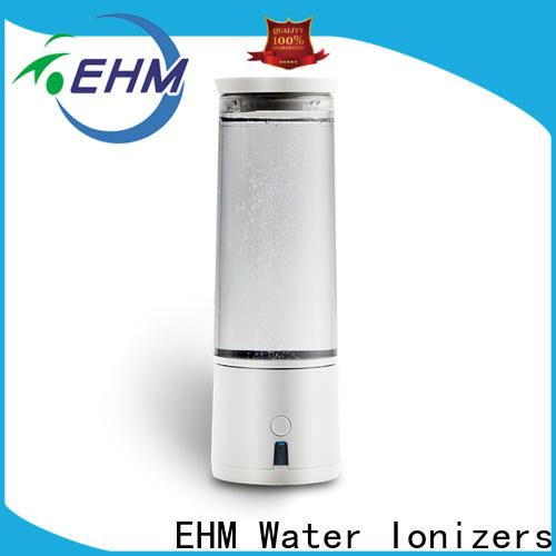 new portable hydrogen water bottle portable wholesale to Improve sleeping quality