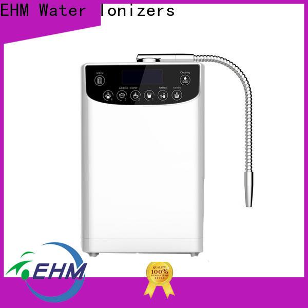 EHM worldwide alkalized water machine wholesale for purifier