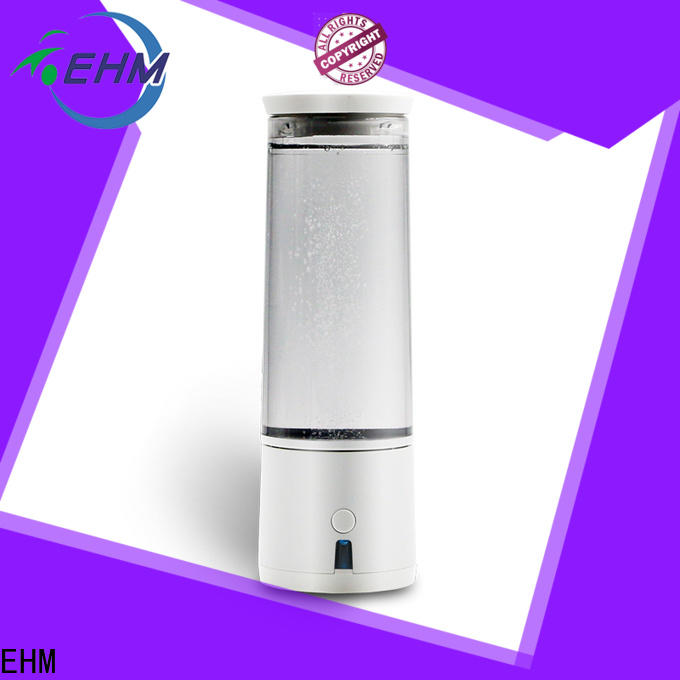 EHM rechargable hydrogen water generator inquire now for water