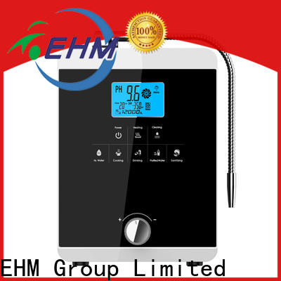EHM system waterionizer inquire now for filter