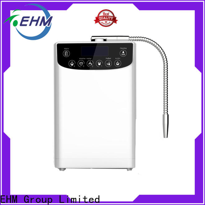 EHM reverse best water ionizer manufacturer for family