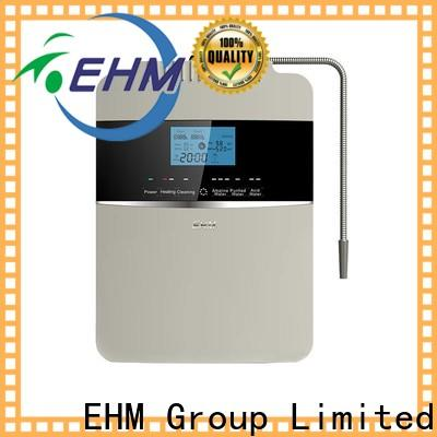top selling living water alkaline water ionizer coating wholesale for health