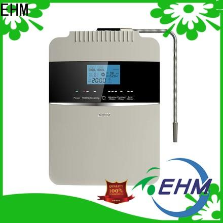 EHM system home alkaline water machine inquire now for filter