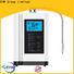EHM energy-saving living water alkaline water ionizer suppliers for health