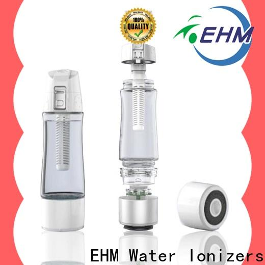 EHM hydrogenrich best hydrogen water bottle directly sale for reducing wrinkles