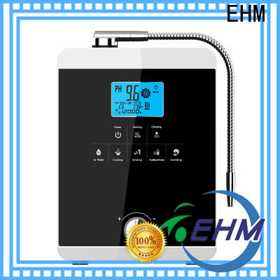 EHM high ph water alkaline and ionizer with good price for dispenser