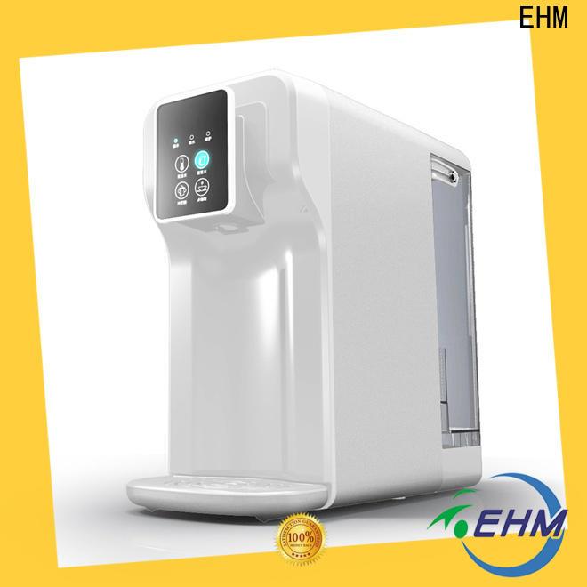 EHM best price alkaline antioxidant water machine supply for filter