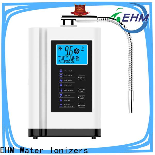 factory price alkaline antioxidant water machine hydrogenrich supplier for filter