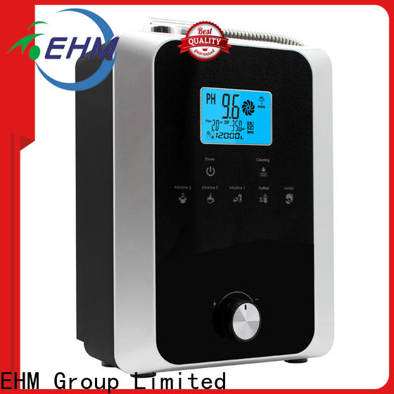 home used cost of alkaline water machine series for purifier