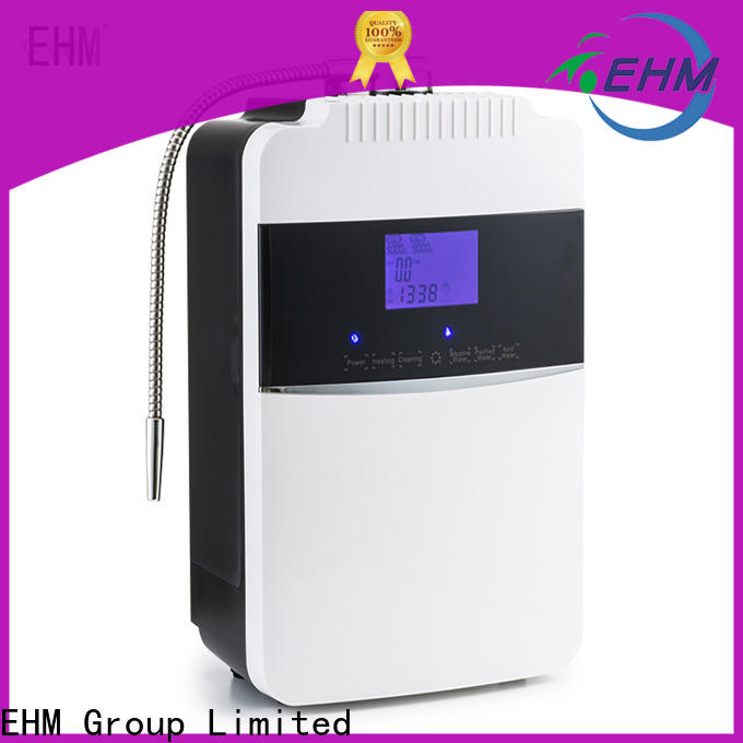 EHM best water ionizer company for purifier
