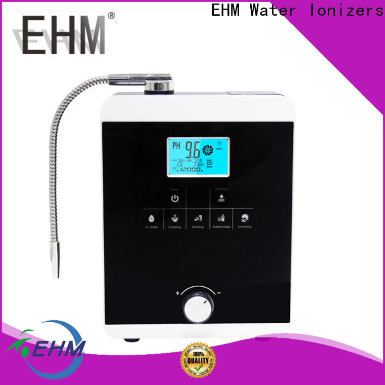 customized cheap alkaline water machine company for office