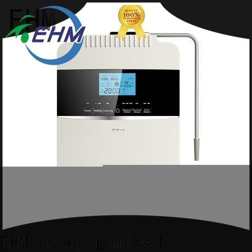 EHM hygienic water purifier alkaline ionizer factory direct supply on sale