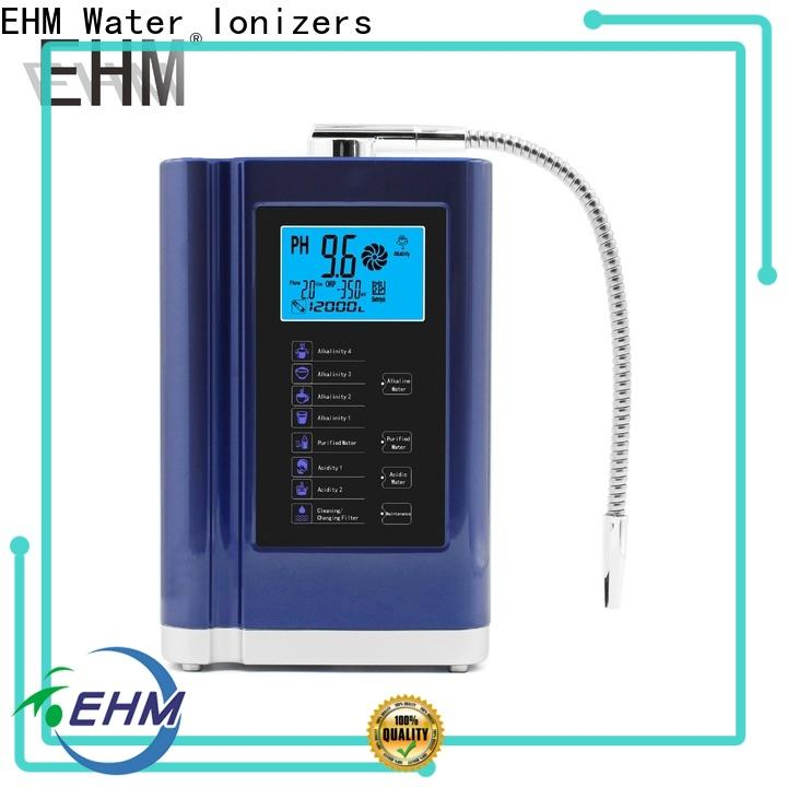 EHM top rated alkaline water machines wholesale on sale