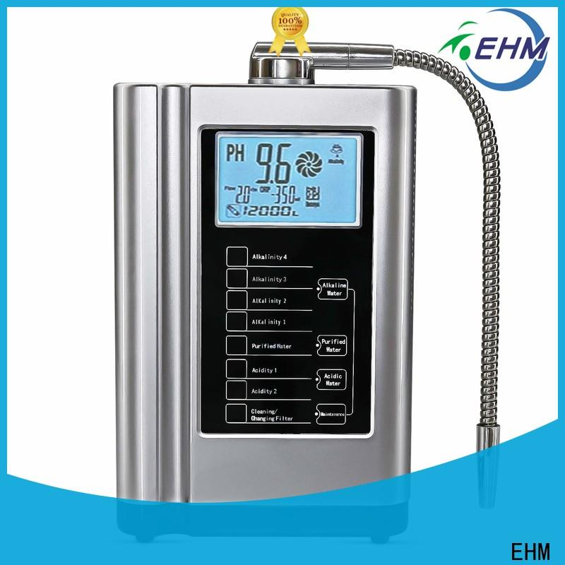 EHM practical best water ionizer wholesale on sale