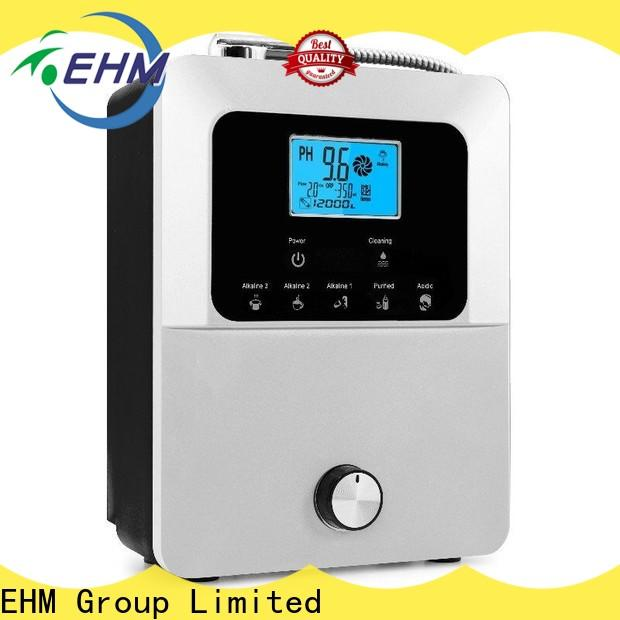 EHM hot selling best water ionizer factory direct supply for health