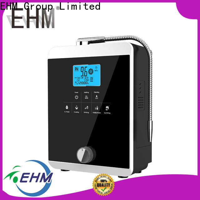 EHM top home alkaline water machine wholesale for home