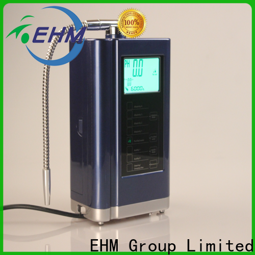 EHM reliable alkaline antioxidant water machine inquire now for purifier