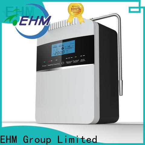 EHM home alkaline water machine supply for filter