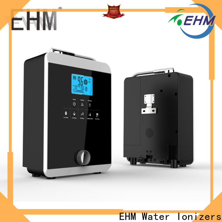 EHM the best alkaline water machine directly sale for filter