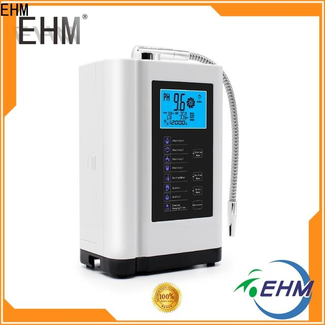 hygienic water ioniser supplier for filter