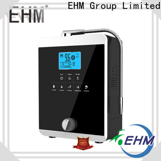 EHM best price commercial alkaline water machine factory for home