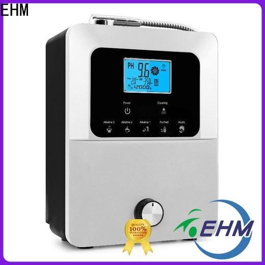 EHM alkaline machine company for purifier