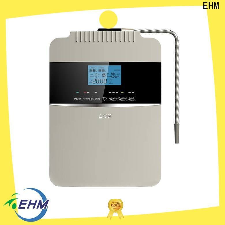 EHM 11 best water alkalizer from China for family